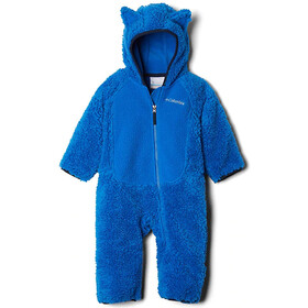 Columbia Foxy Baby Sherpa Bunting Overall Baby, super blue/collegiate navy